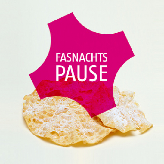Fasnachts-Pause